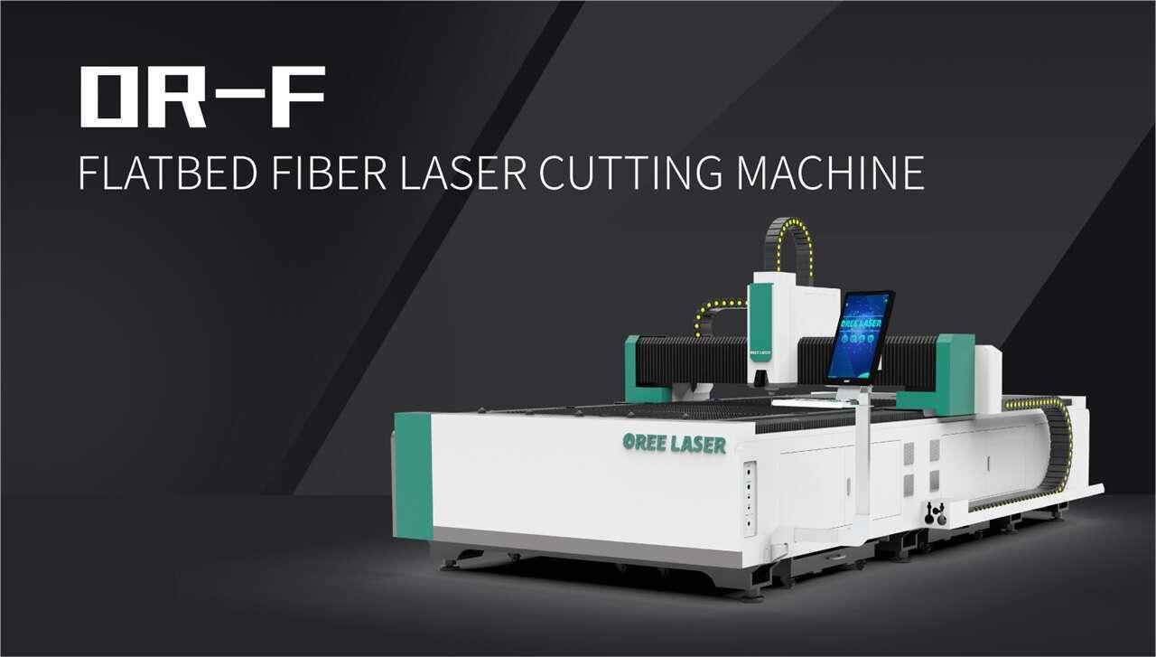 آلة القطع بليزر الألياف المسطحة OR-F