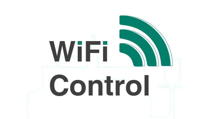 تحكم WIFI