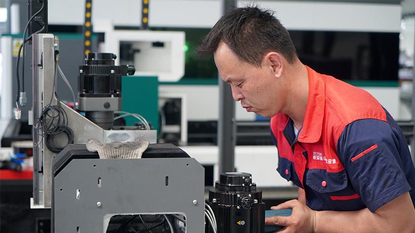 كيفية تحسين كفاءة القطع لآلة القطع بالليزر؟